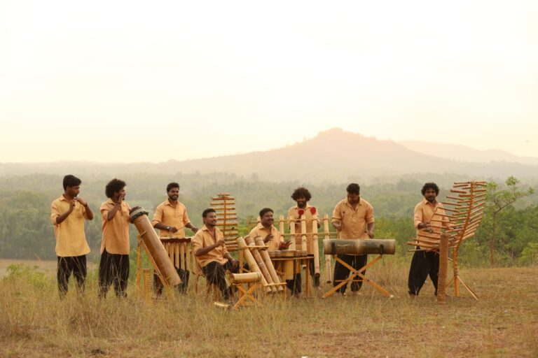 Making vegan Indian musical instruments: Into the minds of creative geniuses