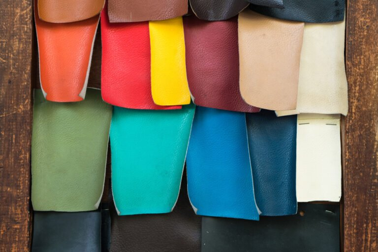 Why vegan leather is more sustainable than its animal counterpart