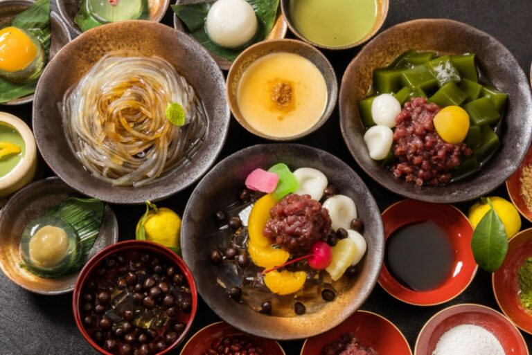 Wagashi: The traditional Japanese plant-based confections going global