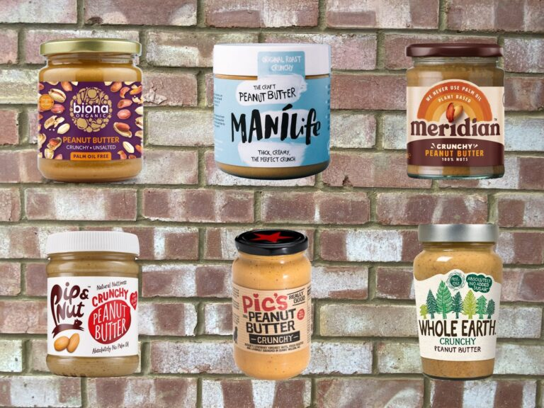 What's the best peanut butter in the UK? We tested 6 in 5 ways to find out