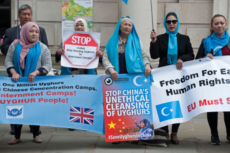 Companies face scrutiny for alleged forced Uyghur labour in China's Xinjiang region