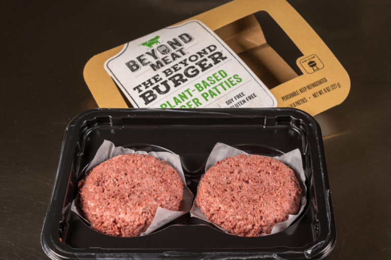 Beyond Meat burger ingredients: are they good for us?