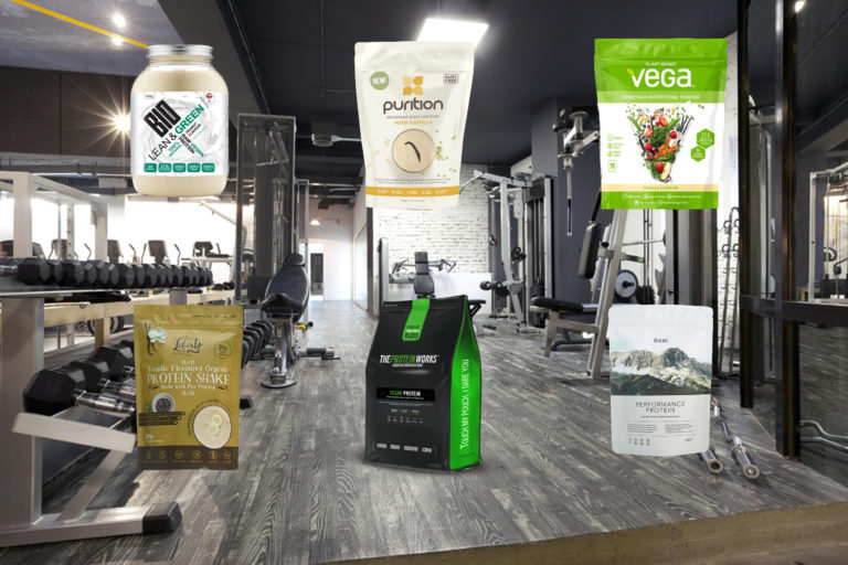 What's the best vegan protein powder in the UK? We tested 6 in 5 ways to find out