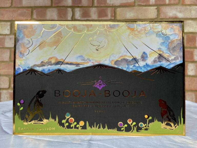Booja-Booja Easter Truffles review: vegan chocolate truffles to die for
