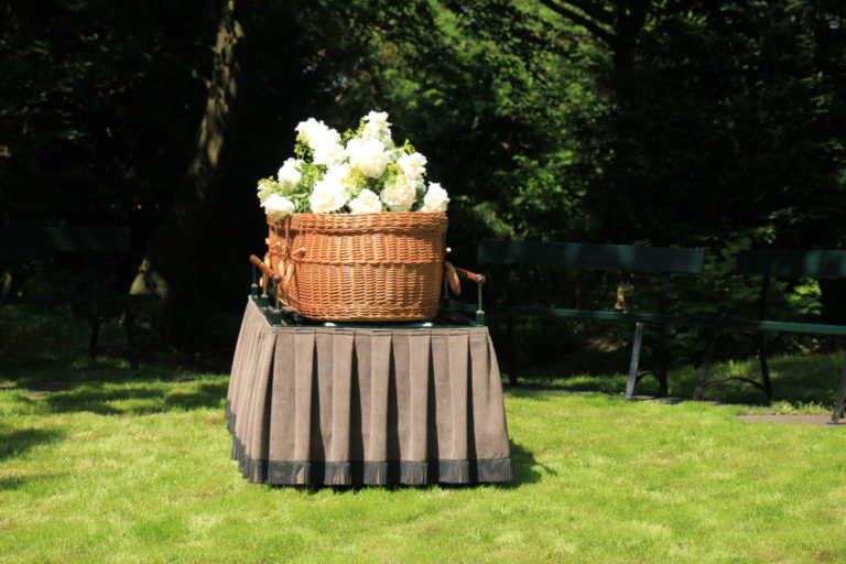 Green burials: bringing new life from death