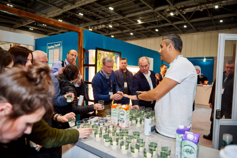 International Food and Drink Event to launch vegan section in 2022