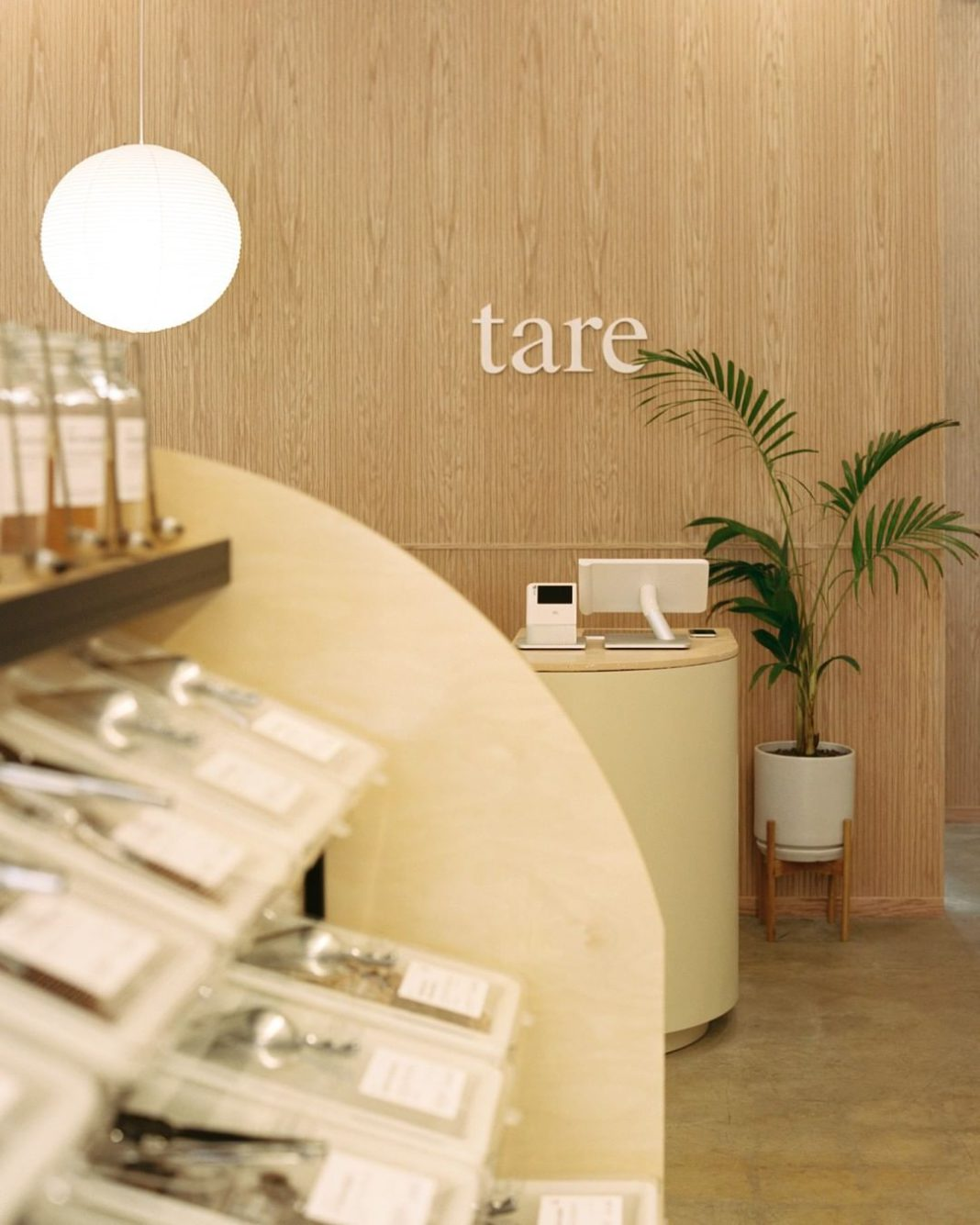 tare grocery