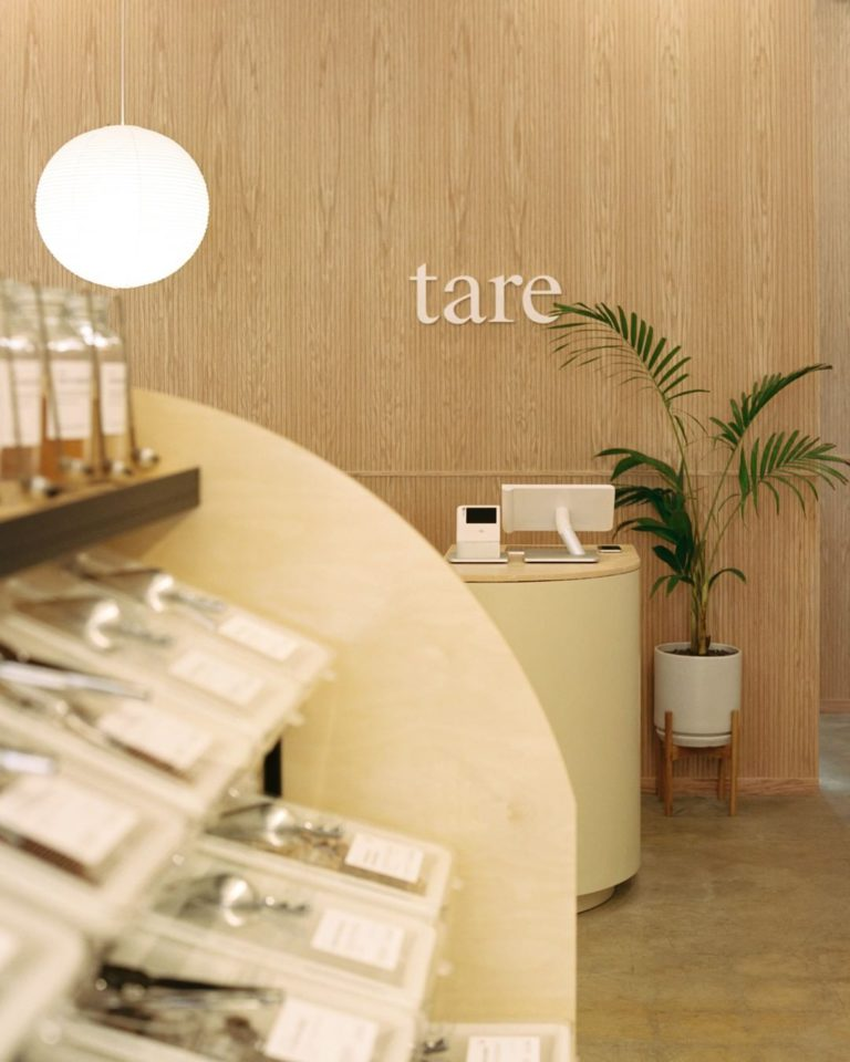 Tare: a zero-waste, sustainable and organic grocery store in LA