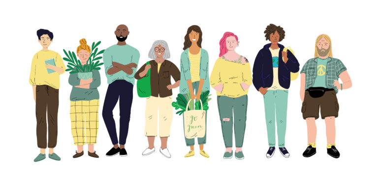 The importance of community as a vegan